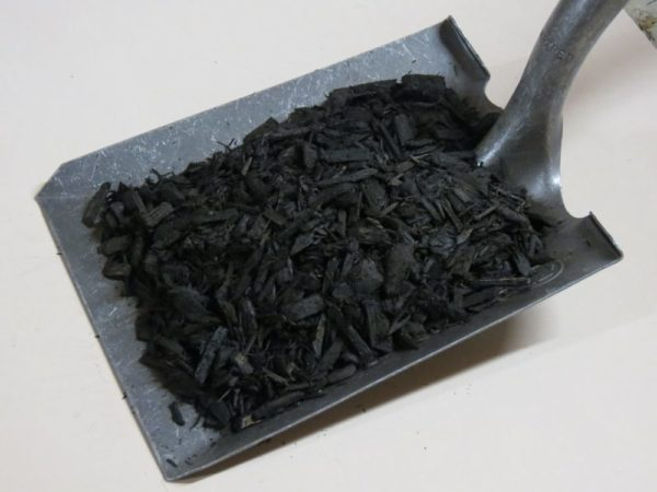 image of Jet Black Classic Color Mulch